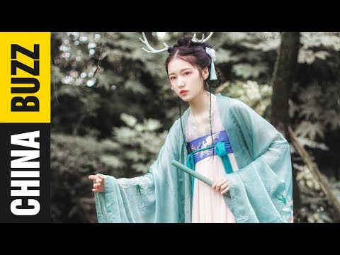 Beautiful Traditional Costume: Han Chinese Clothing (Hanfu)
