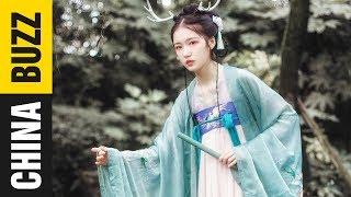 Beautiful Traditional Costume: Han Chinese Clothing (Hanfu)