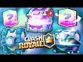 Her Videoda Bir Efsanevi Düşüren Adam - Clash Royale #2