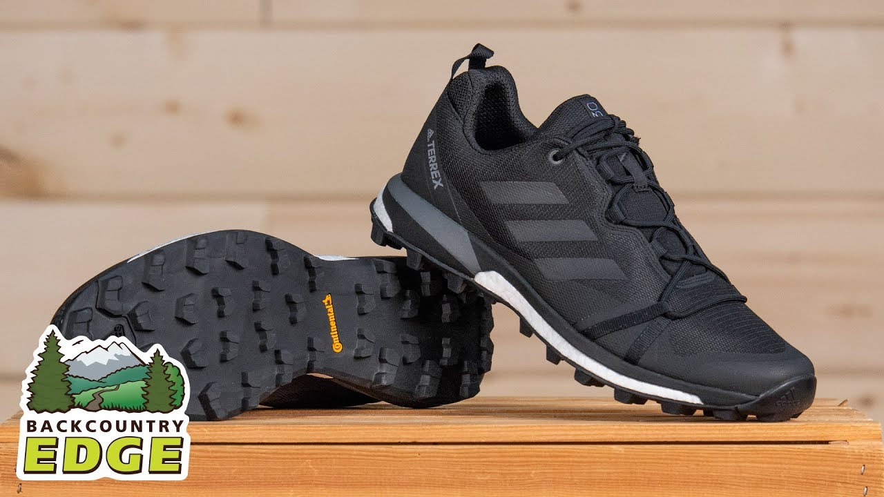 adidas Outdoor Men's Terrex Skychaser LT Trail Running Shoe
