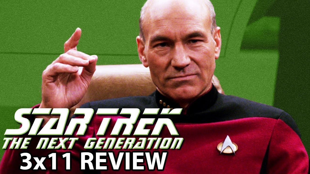 Download Star Trek The Next Generation Season 3 Episode 11 'The Hunted' Review