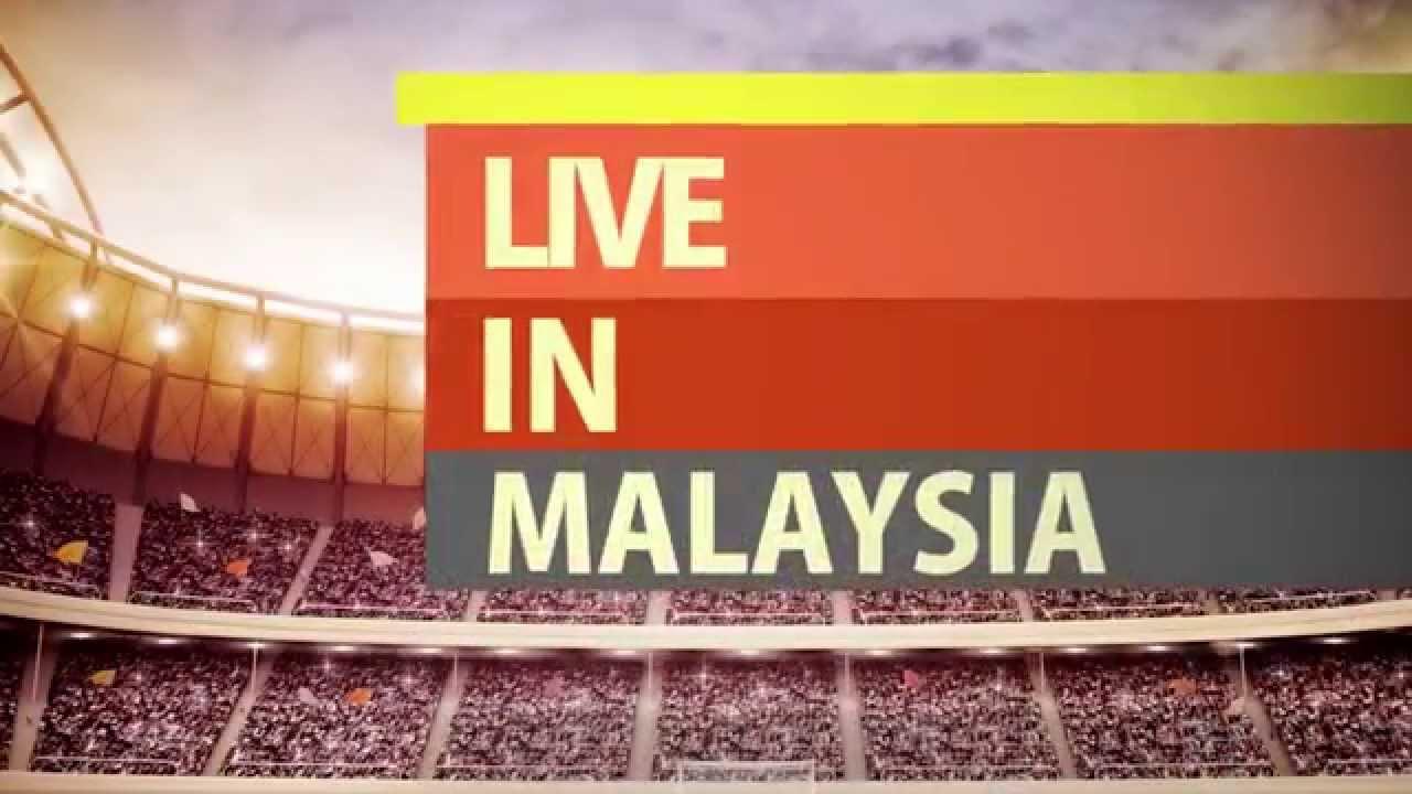 Concert in Malaysia - Ahmed Bukhatir