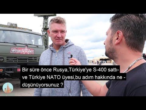 TÜRKİYE'NİN S-400 ALIMINI