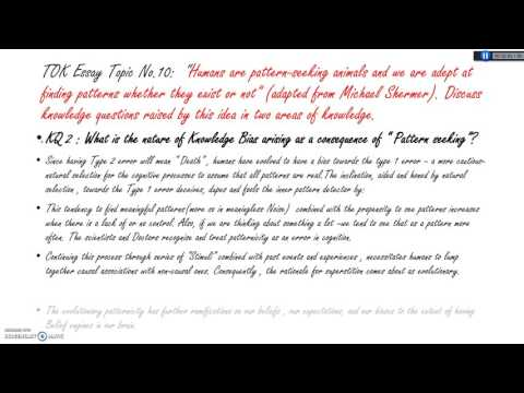 ToK Essay Advice.wmv