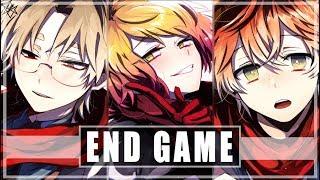 Nightcore - End Game (Taylor Swift ft.Ed Sheeran & Future) [Switching Vocals]  Lyrics