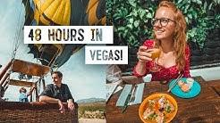 The Perfect Weekend in LAS VEGAS! - Food & Fun  (Las Vegas Guide)