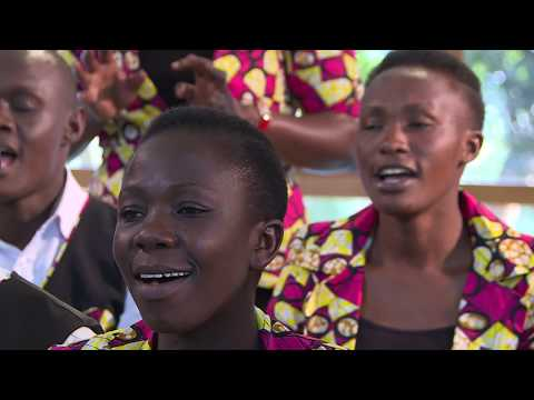 Light Devine choir from Nakuru, Kenya. (NURU)