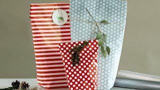 How to Wrap aฑ Oddly-Shaped Gift- Martha Stewart