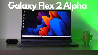 Samsung Galaxy Book Flex2 Alpha Review: Impressive and Underrated