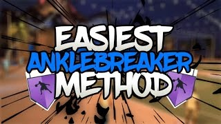 How To Get Ankle Breaker FAST - NBA 2K17