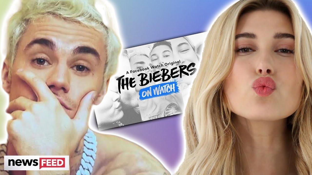Justin & Hailey Bieber Address Their SPLIT In New FB Series!