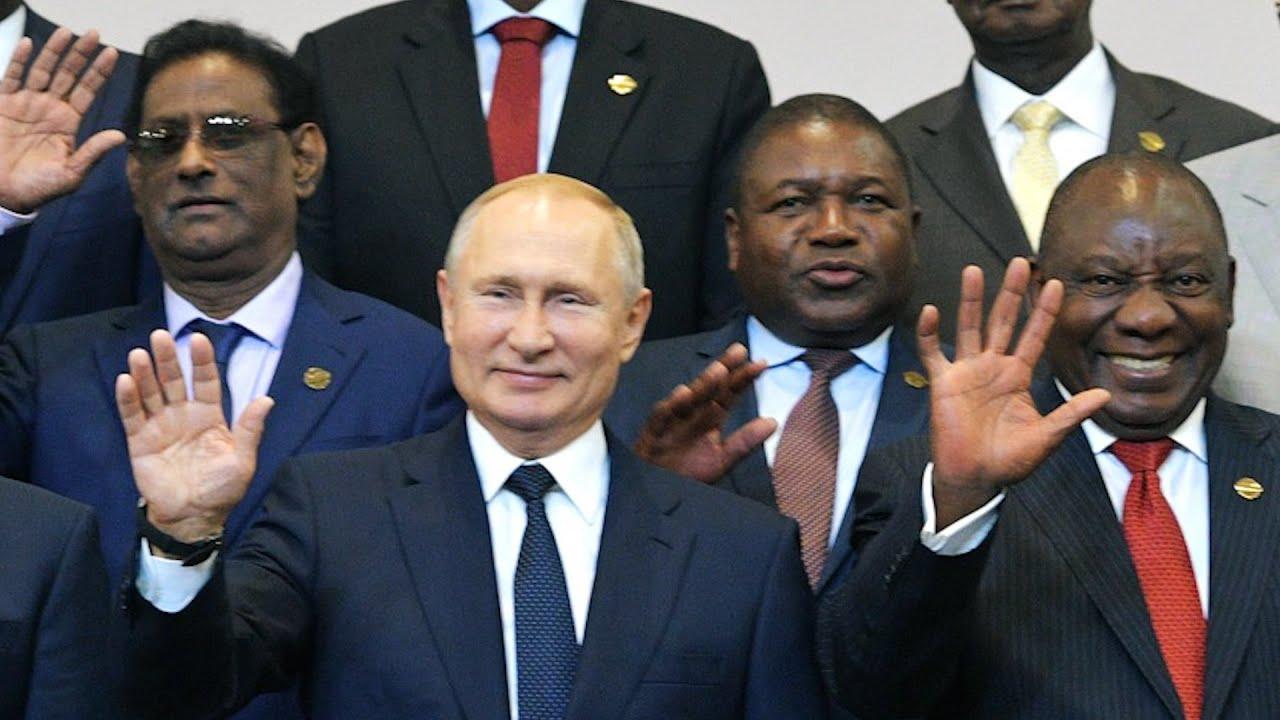 Выбор сделан: Россия идет по пути Африки