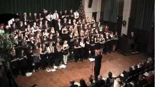 Choir - Adam Lay Ybouden