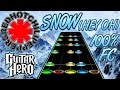 Red Hot Chili Peppers Snow Hey Oh 100...
