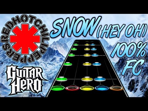 Red Hot Chili Peppers - Snow (Hey Oh) 100% FC