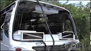 Video 35 Passengers Injured in Thanjai due to Bus Met with Accident - dinamalar news download MP3, 3GP, MP4, WEBM, AVI, FLV April 2018