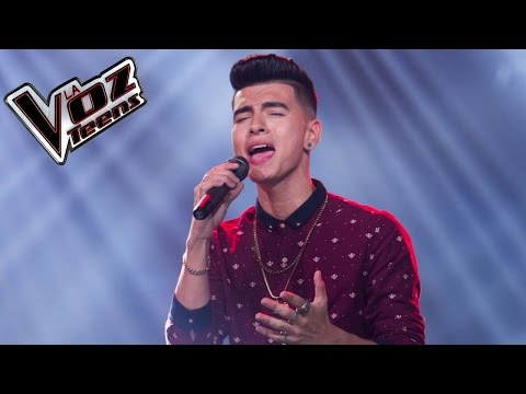 DQ canta 'Por fin te encontré' | Recta final | La Voz Teens Colombia 2016