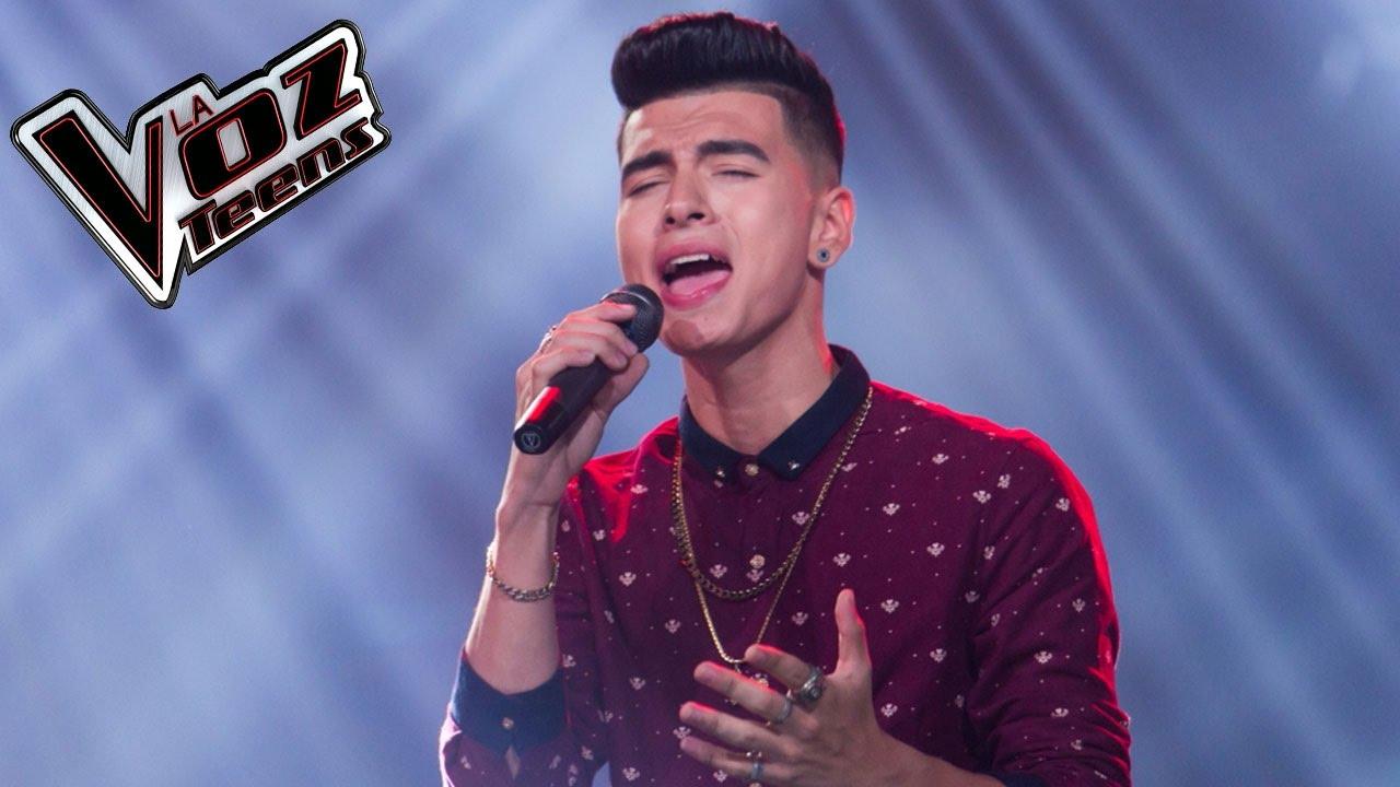 Download DQ canta 'Por fin te encontré' | Recta final | La Voz Teens Colombia 2016