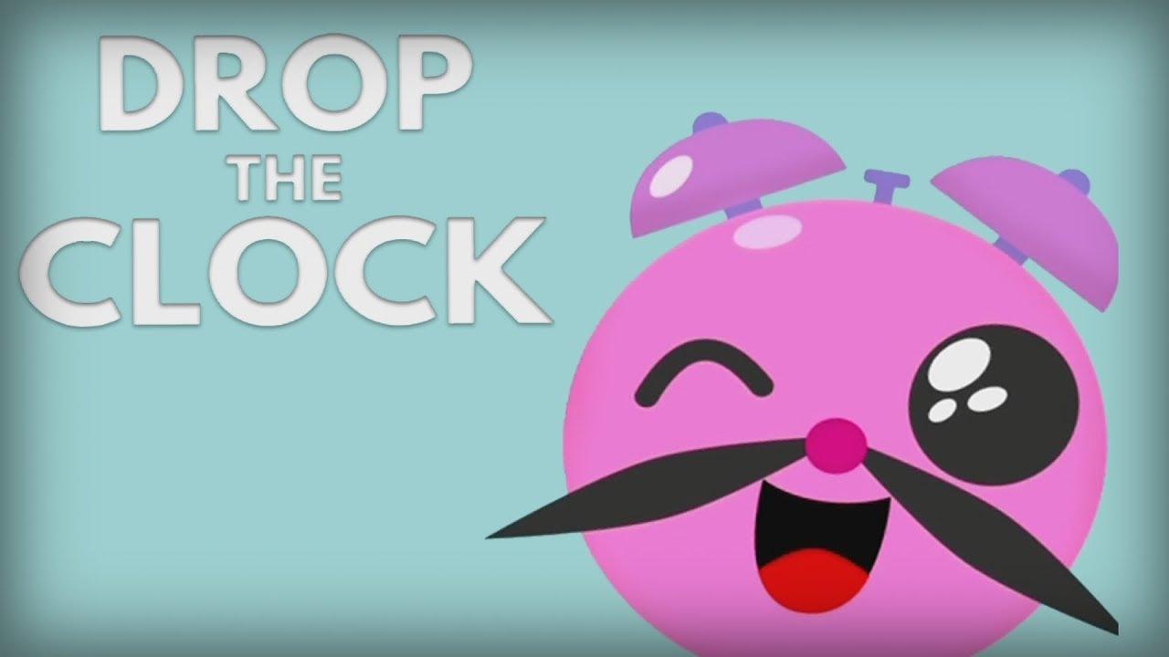 30bf0b8f6ed Drop the Clock - A Small Game AB Level 1-15 Walkthrough - YouTube
