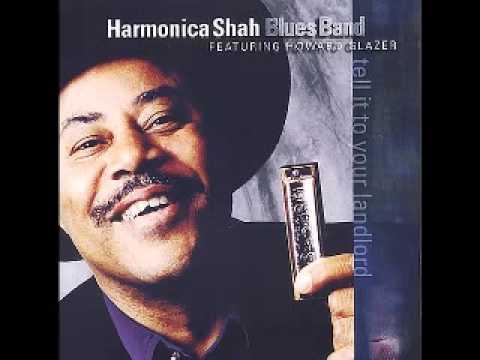 Harmonica Shah - Tell It To Your Landlord - 2003 - Guilty - Dimitris Lesini Blues