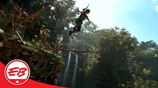 Shadow Of The Tomb Raider: Launch Trailer - Square Enix | EB Games