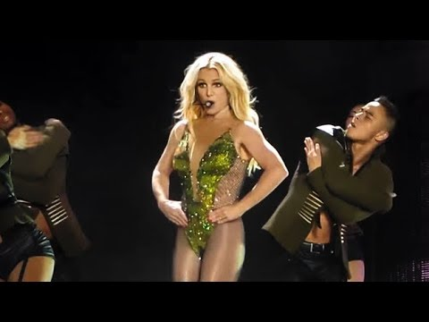 Britney Spears - Work Bitch (Live From Manila)