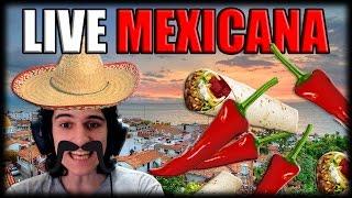 LIVE MEXICANA DA PIMENTA DO CAOS! - ROBLOX, GMOD, RPG E STOP!
