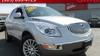 2007 Buick Enclave - Reserved for Laura!!!