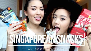 Singaporean Snacks | clothesencounters Thumbnail