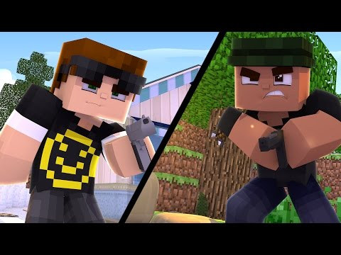 Minecraft: ADRIANO AINDA É REI ??? (Murder 2 Telas)