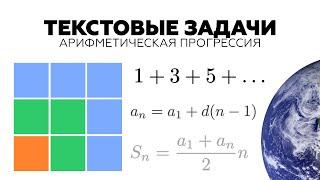 #24. Что такое арифметическая прогрессия?