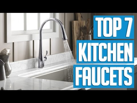 7 Best Kitchen Faucets 2017