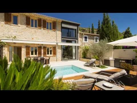 Elegant luxury townhouse with panoramic views in Alaró - Engel & Völkers