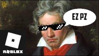 #1 ∣ Beethoven vs. Steibelt ∣ Virtual Sheet ∣ Roblox