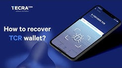 How to recover your wallet using .dat file