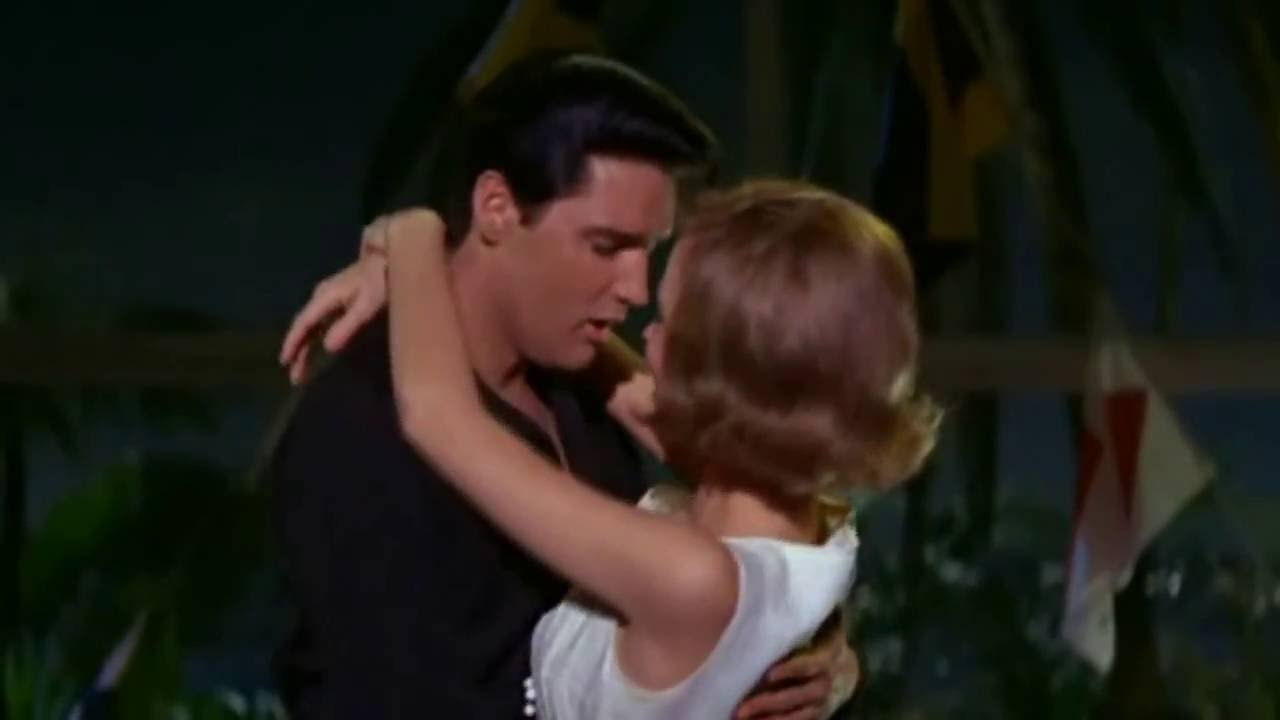 Elvis Presley - Girl Happy (from the movie 1965)