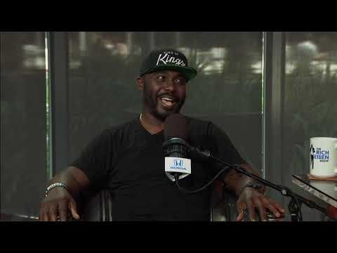 Marshall Faulk Talks Gurley, Odell, AB & More w/Rich Eisen | Full Interview | Part 2 of 2 | 8/22/19