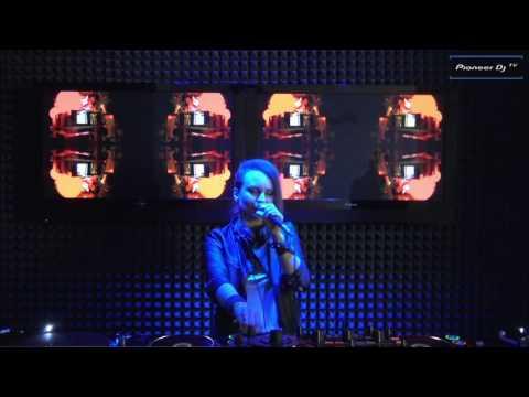 Ira Ange  live vocal Dj set @ Pioneer Russia [Moscow] 2017