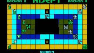Amiga Longplay Archon II: Adept