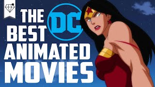 The Ten Best DC Animated Movies