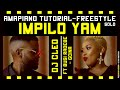 Dj Cleo ft. Bucy Radebe - Gcina Impilo Yam | AMAPIANO TUTORIAL-FREESTYLE SOLO (F#) | pentatonicKC