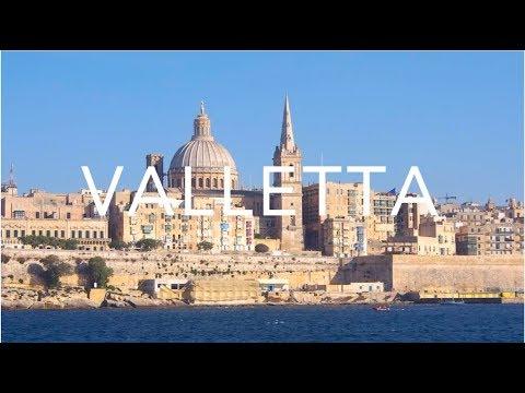 Valletta | Malta Travel Diary