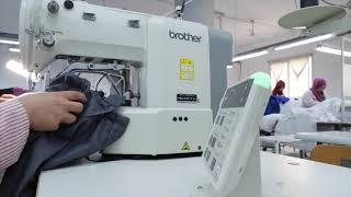Fabrication vêtement de travail Atelier de confection