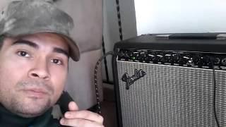 FENDER DELUXE 112 AMP