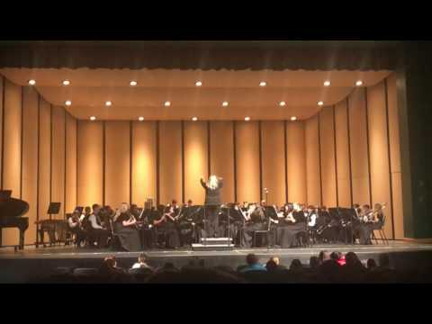 Lake Elsinore Middle School Band 12-15-16