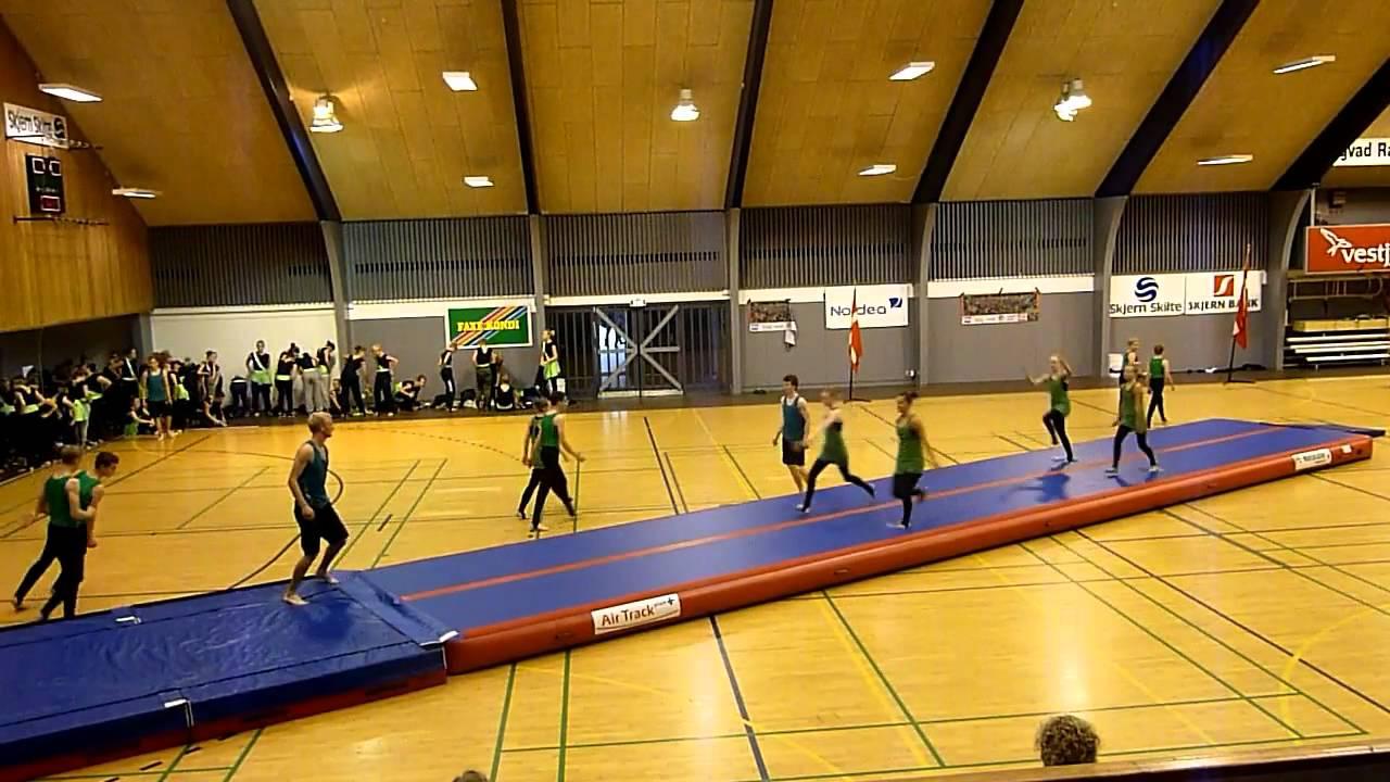 Rs Juniorhold 1112 Spanien Opvisning Grene Og Hydra Grene
