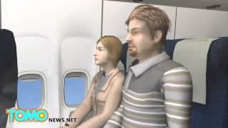 駕駛艙冒煙 達美航空迫降