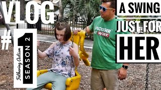 Special Needs Swings, Facts About Us, Mail Time | Fathering Autism Vlog 2-1