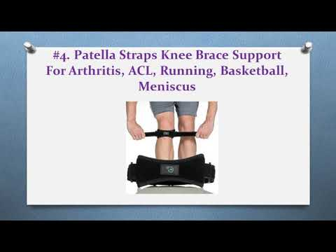 Top 11 Best Knee Braces For Basketball Reviews In 2019