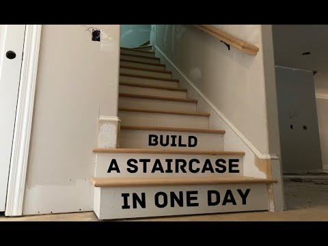 How To Oak Stairs